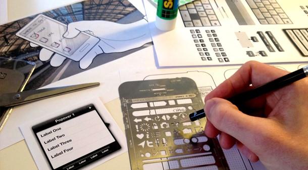 Criando protótipos com Ionic Creator