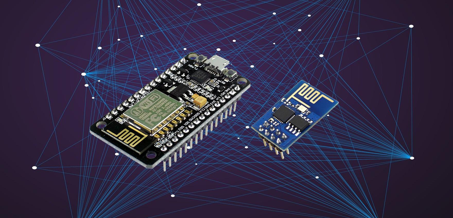 Utilização de NodeMCU em projetos IoT