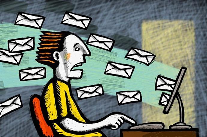 E-mails – Detecção de spams